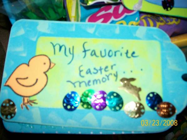 Easter Tag - Page 1