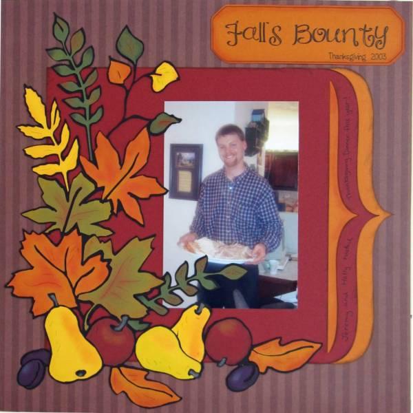 Fall Bounty A