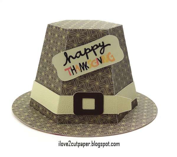 Pilgrim Hat - Thanksgiving