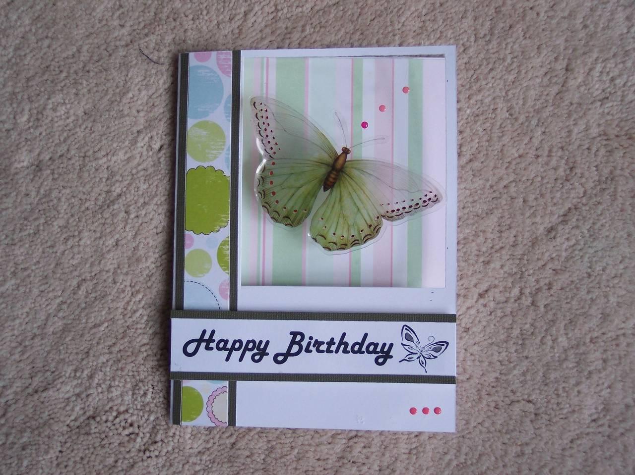 more butteflies