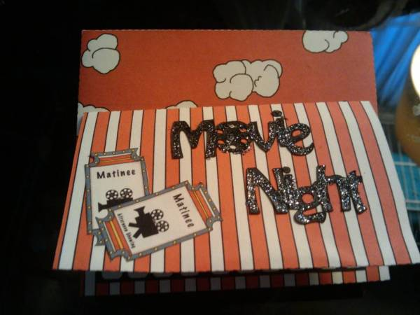 Gift Card and Envelope