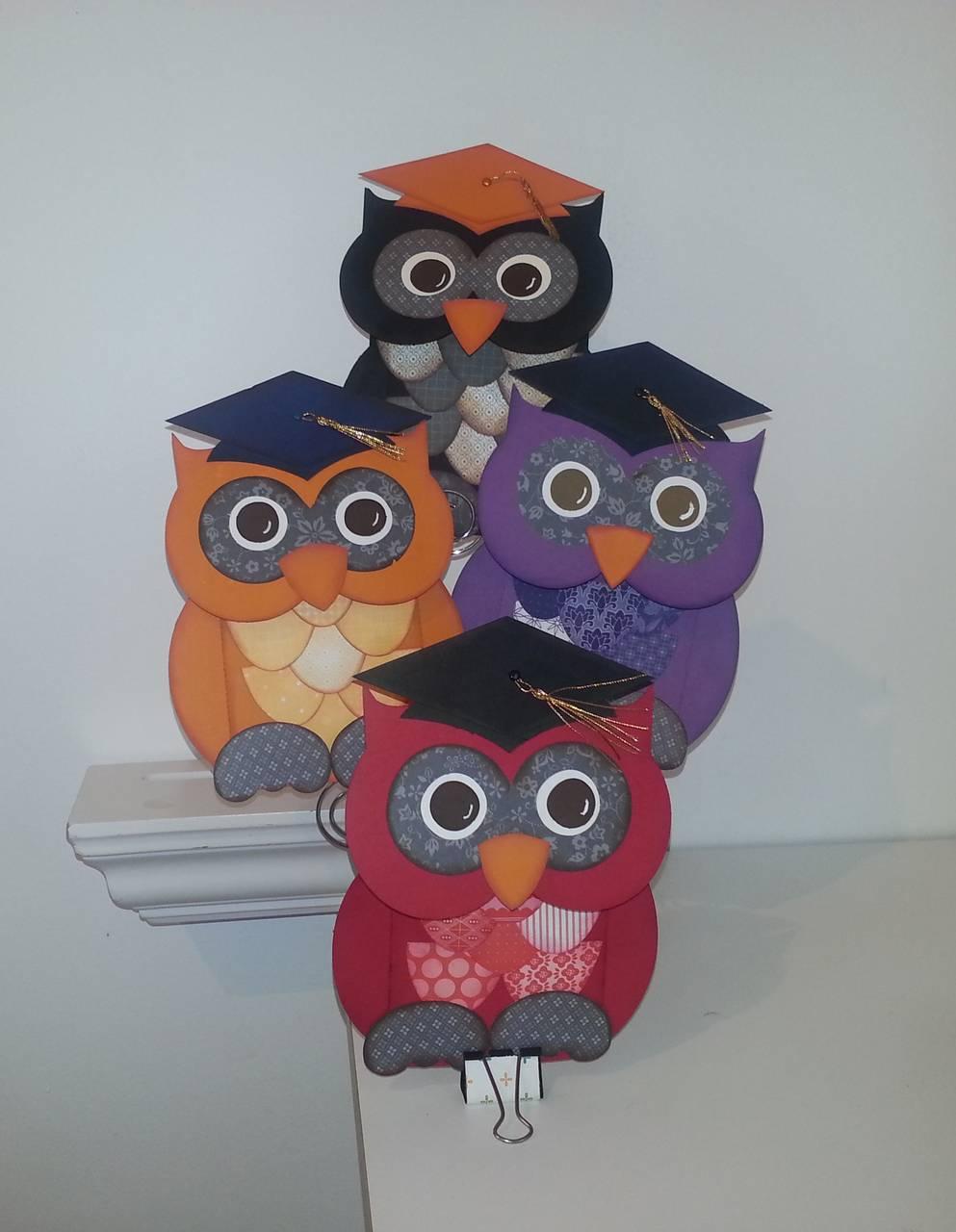 Graduation Owls