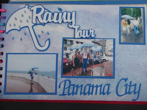Rainy Tour Panama City Title