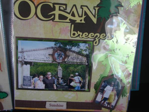 Ocean Breezes Title
