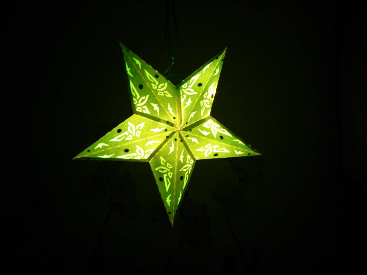 3D Star Enlightend