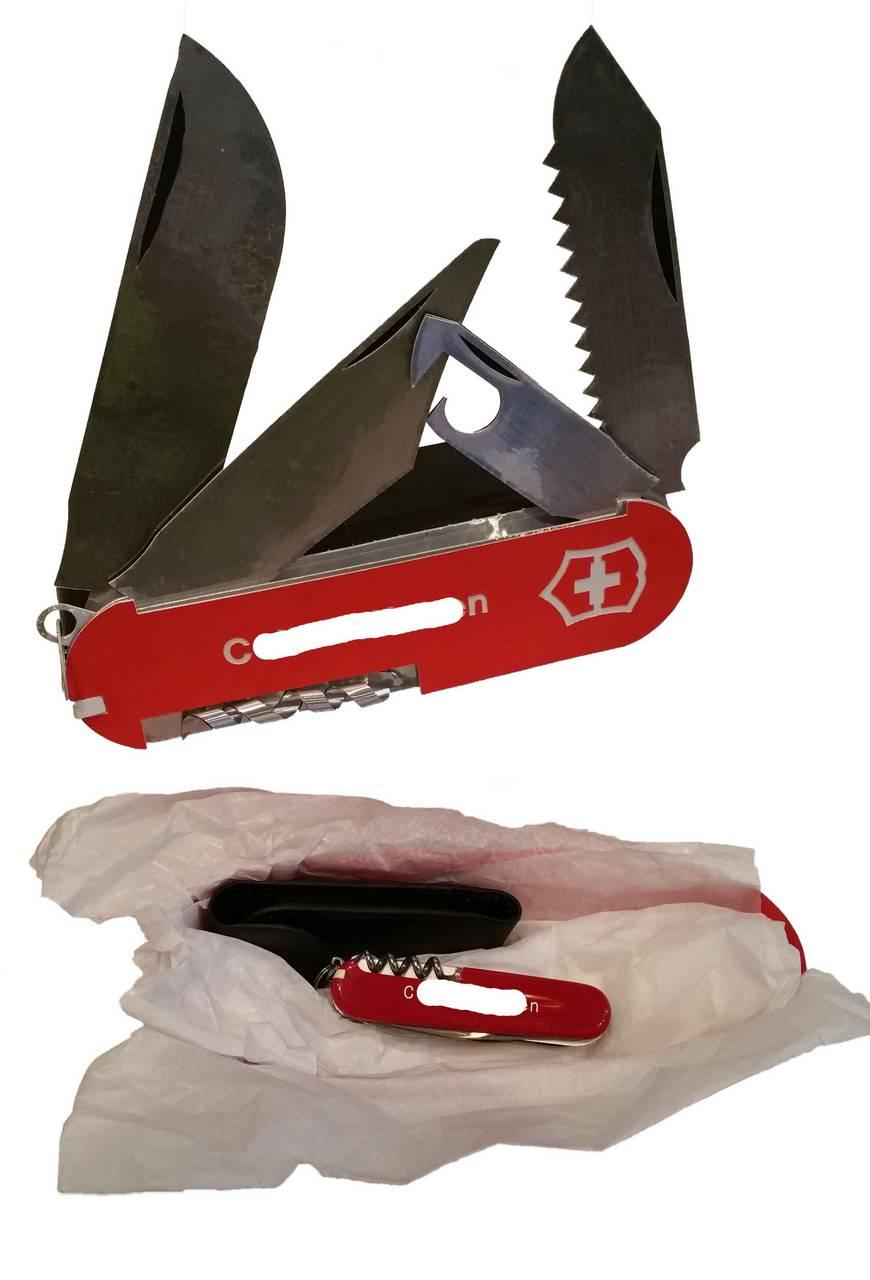 Pocket Knife Gift Box