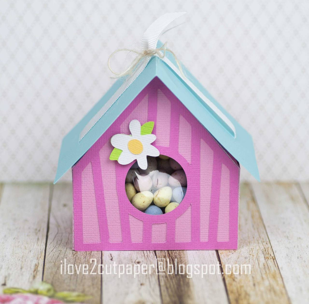 Birdhouse Gift Box