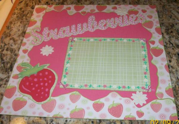 Strawberries - Cream of the Crop