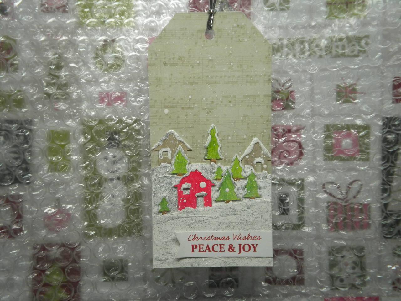 Christmas Tag 27
