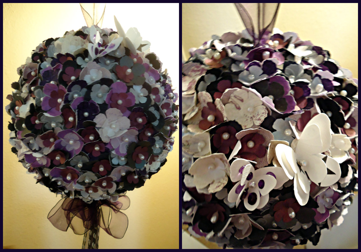 Hanging Hydrangea Ball from Far Out Sprouts