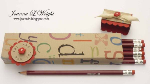 Pencil Box Template