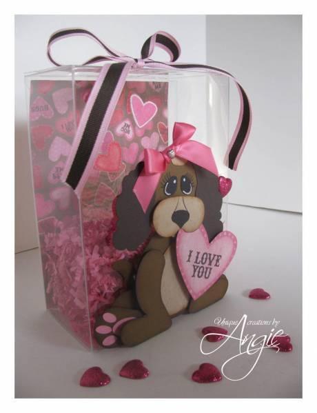 valentine keepsake