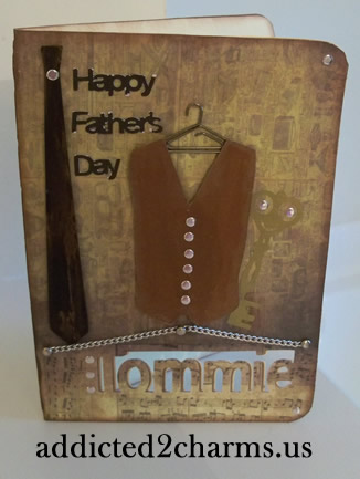 Father's Day Card Frpnt