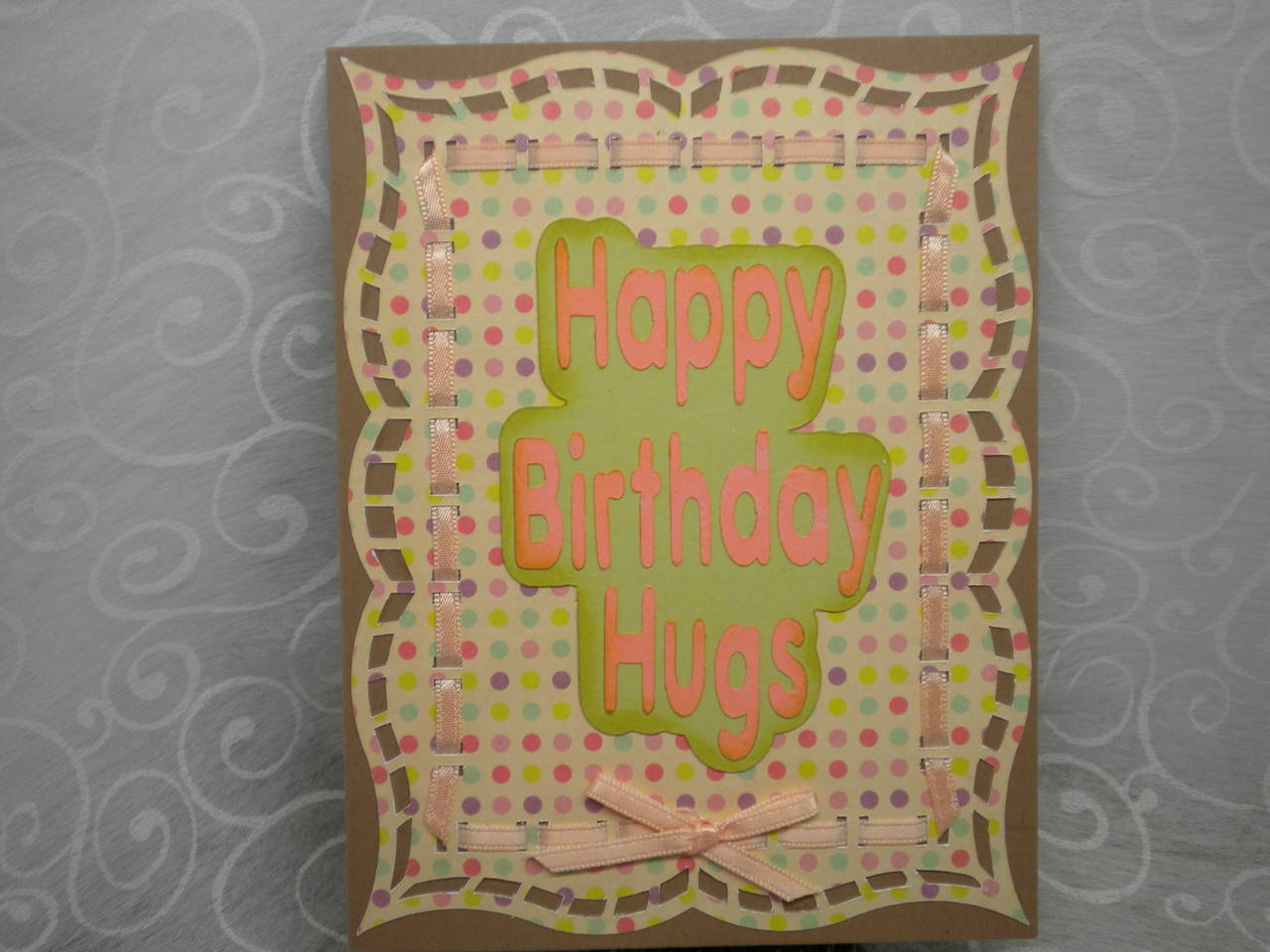 Happy Birthday Hugs