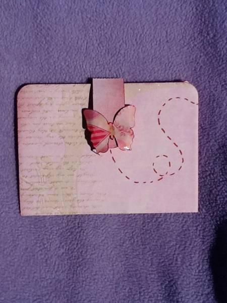 Twirl Pop-up Card