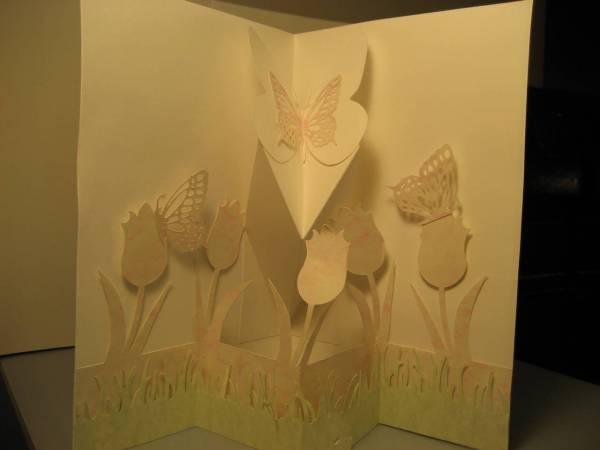 Iris Folding In Butterfly