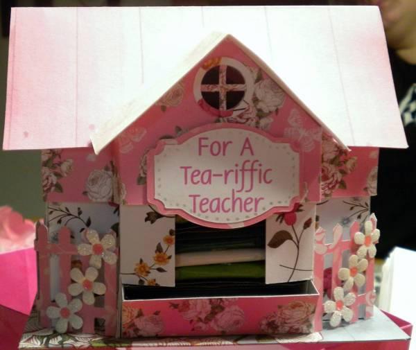 Tea Bag House