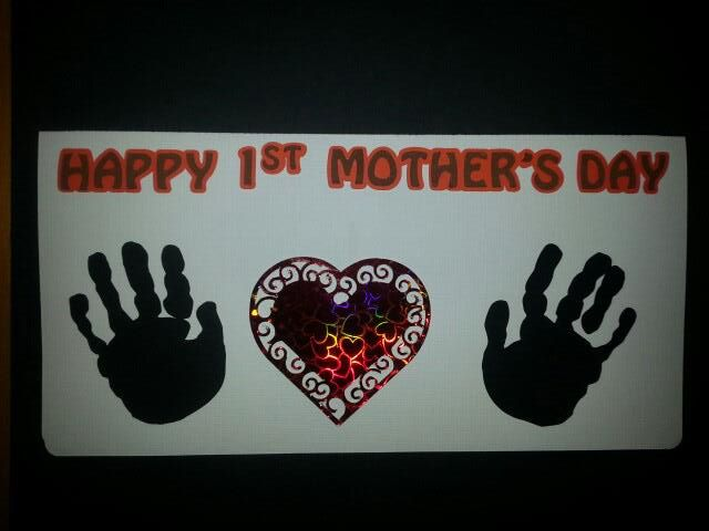 First Mother Card