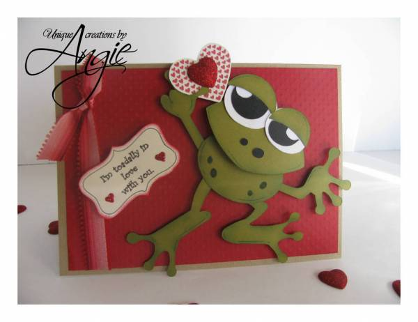 I'm toadally in love with you!!