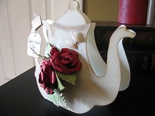 tea pot invite