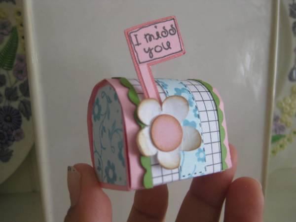 mini mail box