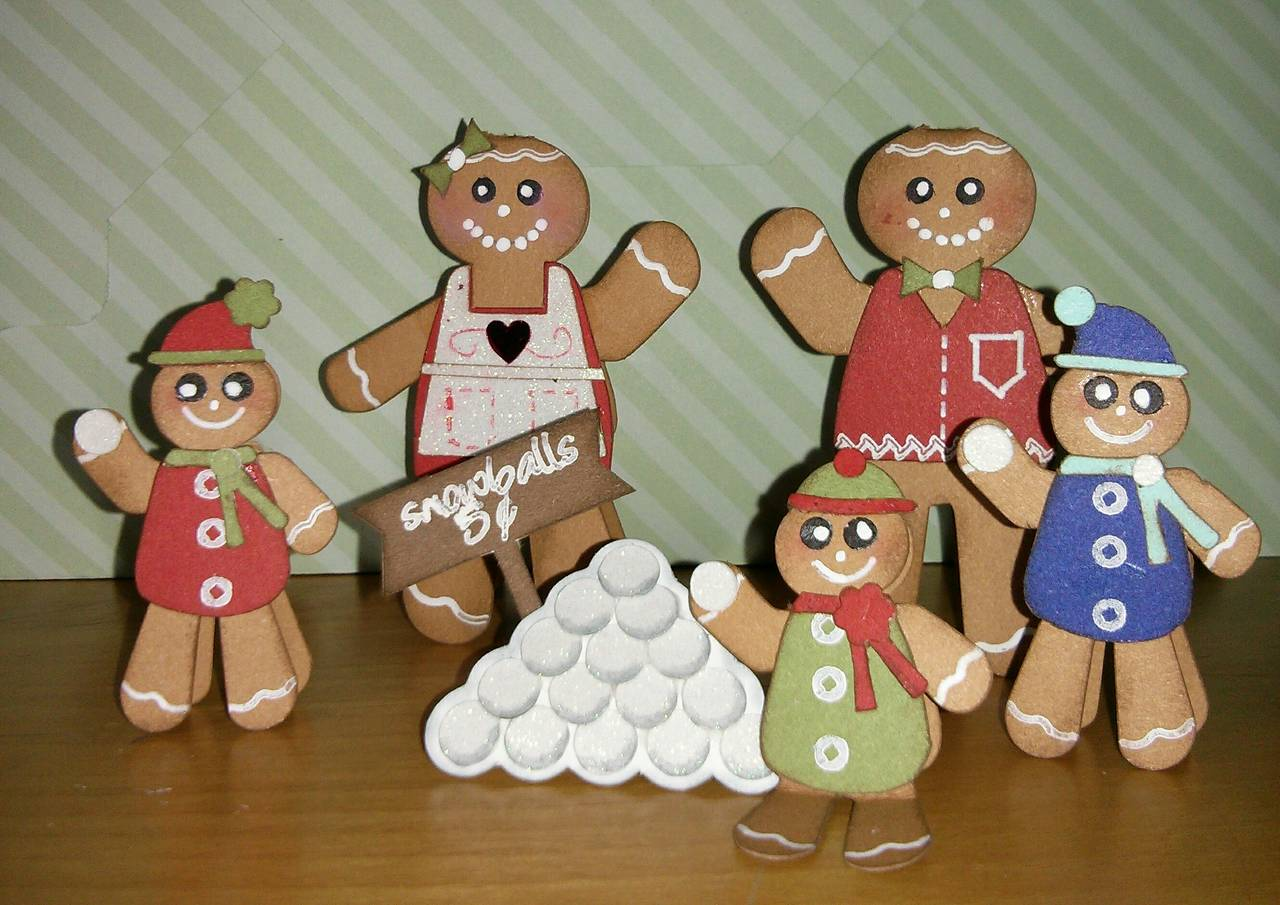 Gingerbread Village - 2014