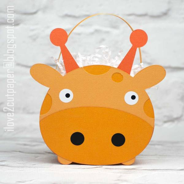 Giraffe Gift Bag