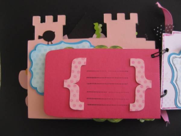 castle mini album