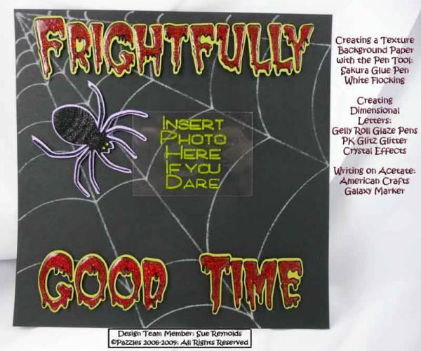 Frightfully Good Time