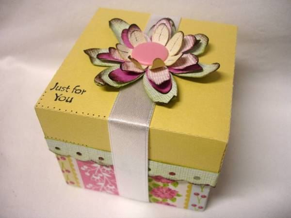 Just for You Box