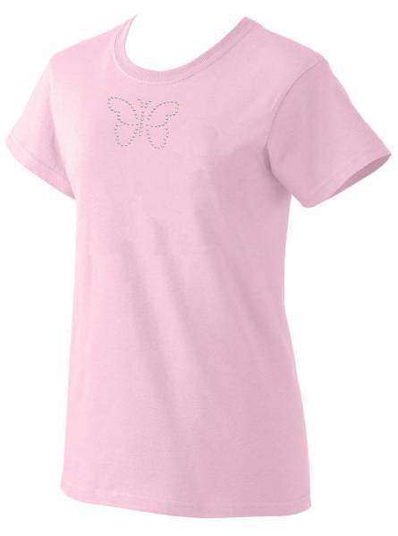 Butterfly Rhinestone Tshirt