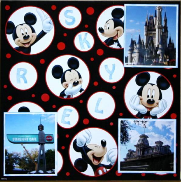 S's Disney
