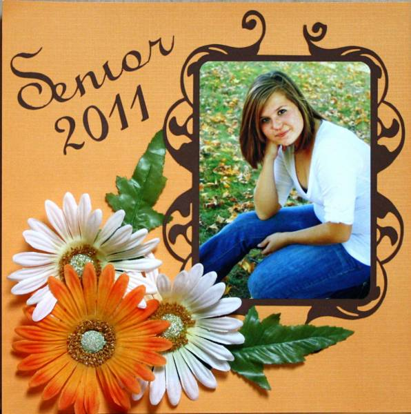 Opening Page Senior Photos