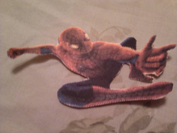 SPIDERMAN PRINT AND CUT