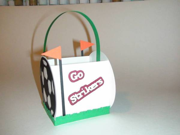 Soccer Treat Box