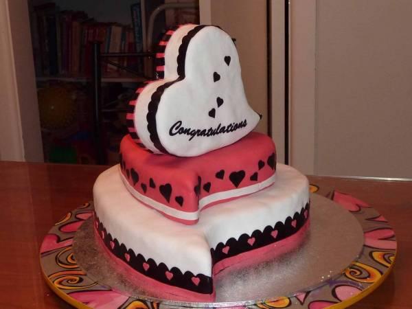My First Inspiration cake!