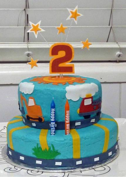 Ryder's Cake