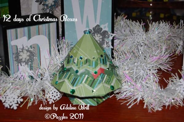 Christmas Tree Box