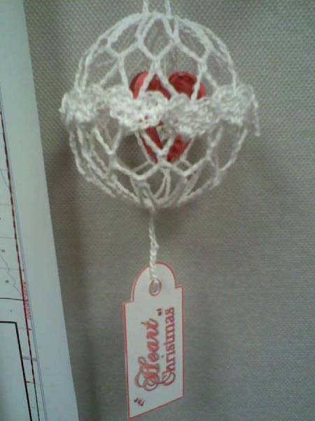 2011 Heart of Christmas Ornament