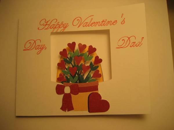 Gift Card Valentine