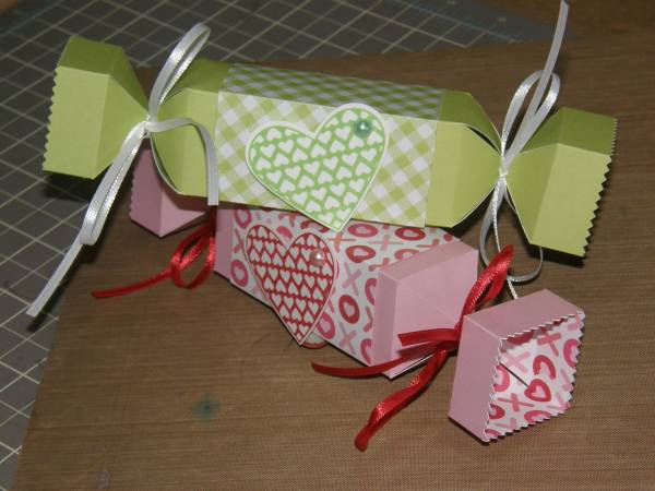 Valentines Cracker Boxes