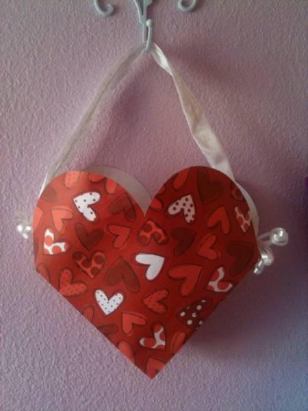 Valentine Heart Purse