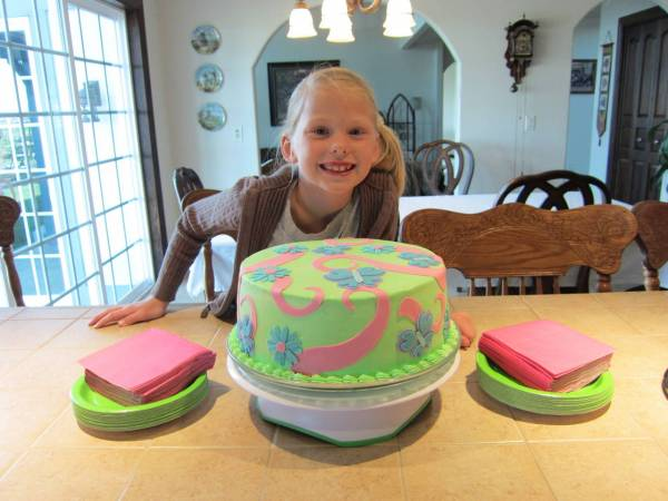 Kirsten's Birthday Cake