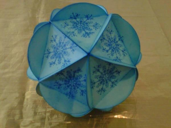 July 2012 Challenge - Snowflake Ornament