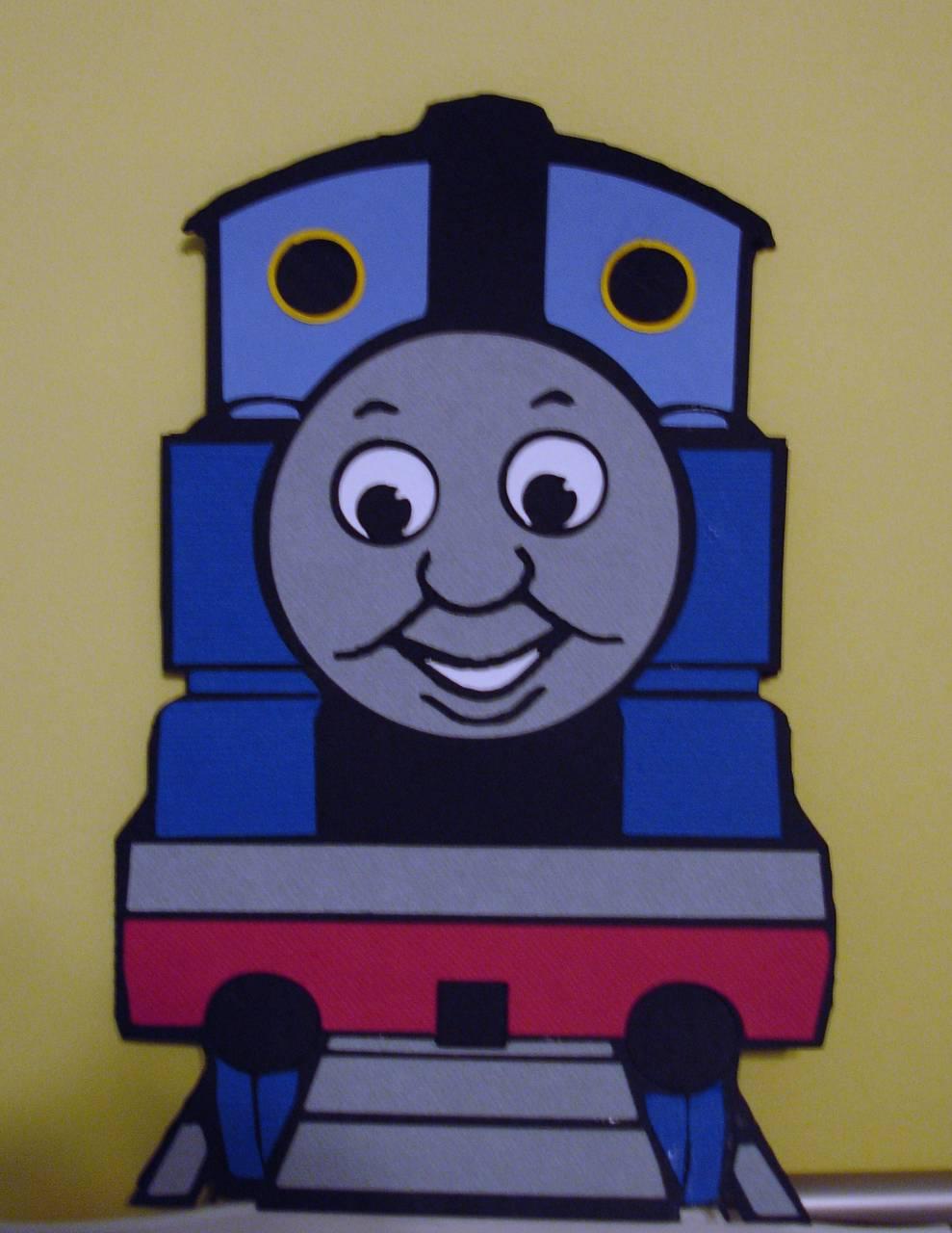 Thomas the Tank Engine Card