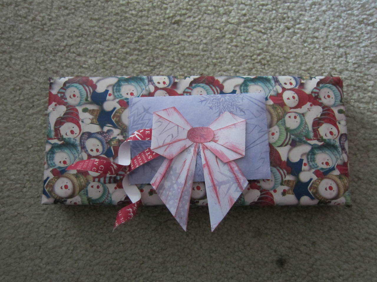 Gift Toppers - Folded Bow