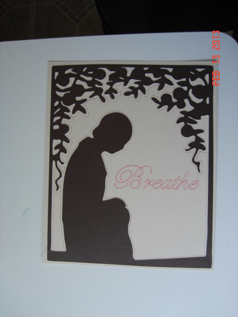 My word for the year-BREATHE