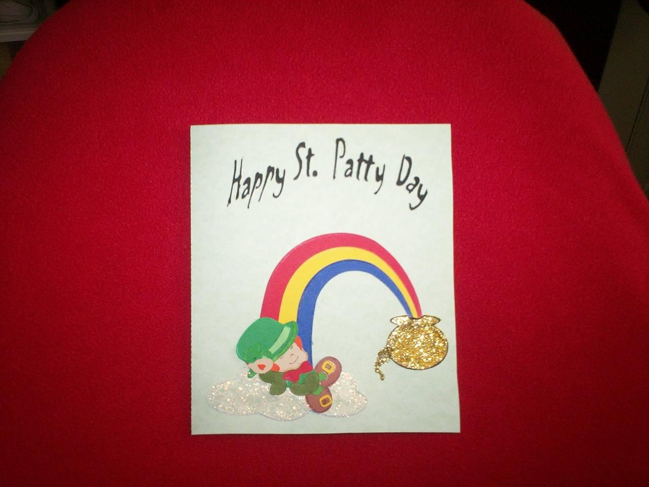 St Patty Day