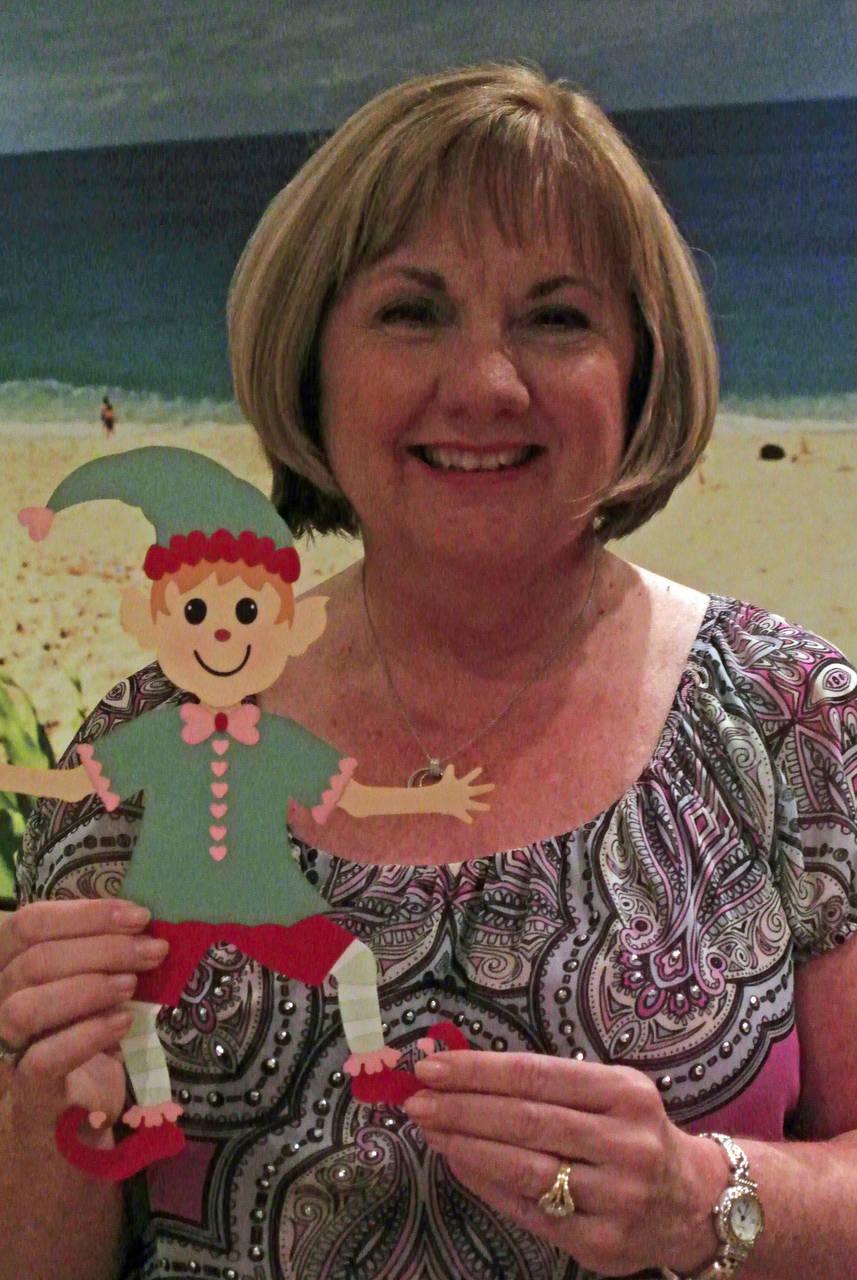 Gail Pastor- Cruise organizer