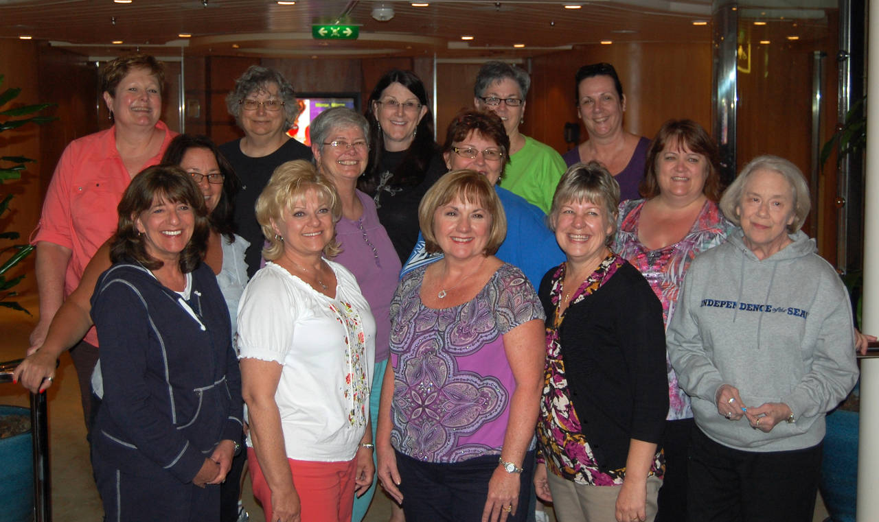 A Great Cruise Group